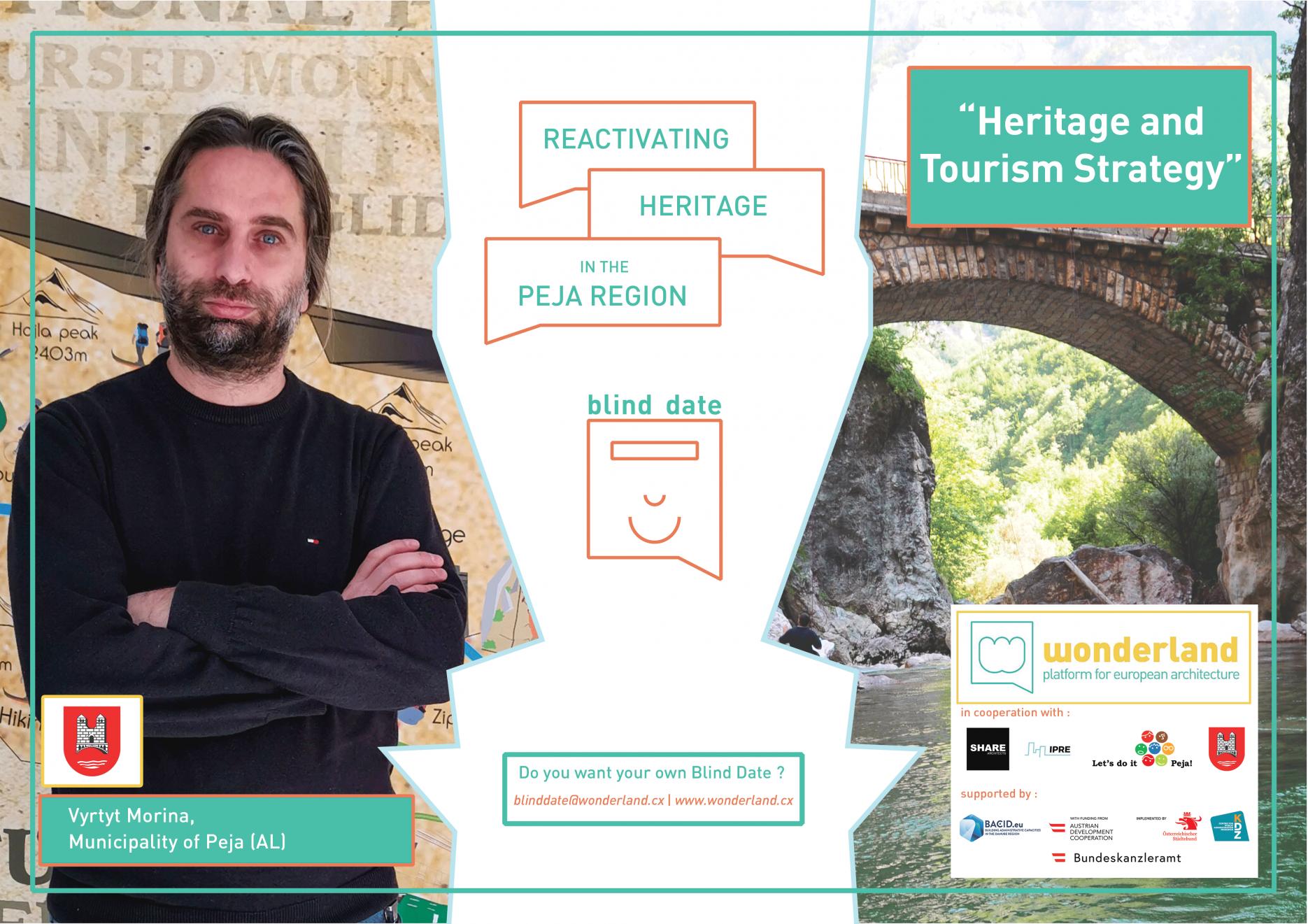 Peja community heritage